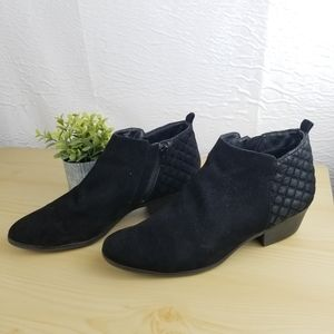 Style & Co Ankle Boots Black, Size 7.5